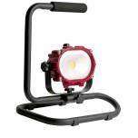 FOCO INDUSTRIAL SEM FIOS COM SUPORTE 10W COB LED
