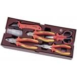 Alicates e ferramentas de corte VDE , 6 pcs
