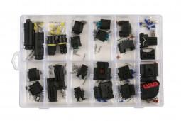 Sortido Conectores Elétricos BMW / Mercedes 24 pcs